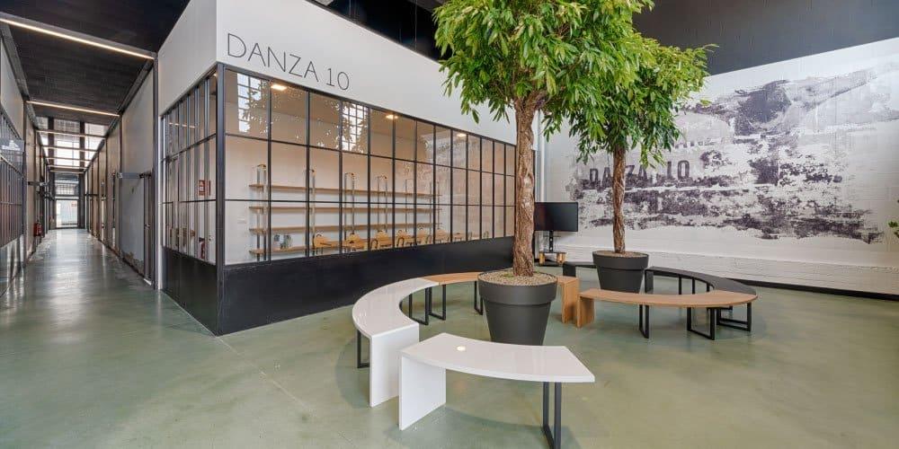 ESCUELA DE BAILE Y CENTRO PROFESIONAL DE DANZA - DANZA 10 STUDIO